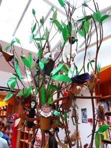 L'arbre aux singes