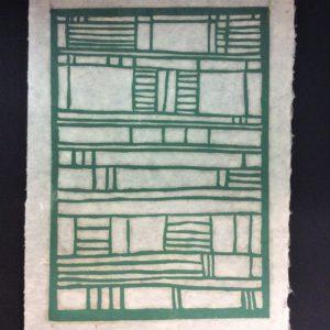 exposition linogravure sébastien le roy librairie ombres blanches toulouse